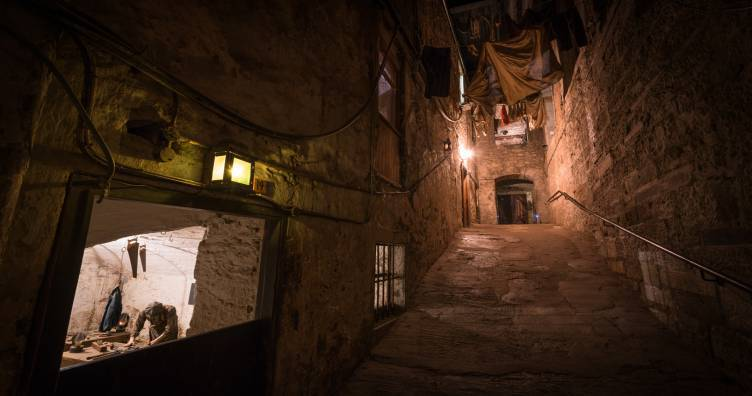 1-Hour Real Mary King's Close Underground Tour