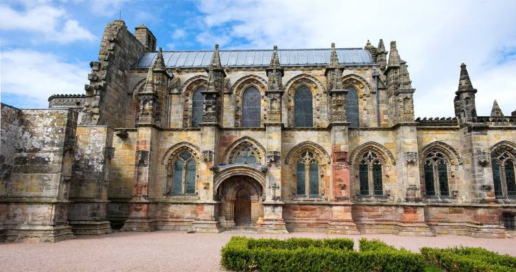 Rosslyn Chapel and Hadrian's Wall
