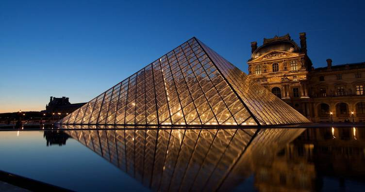 Visit the Louvre for free