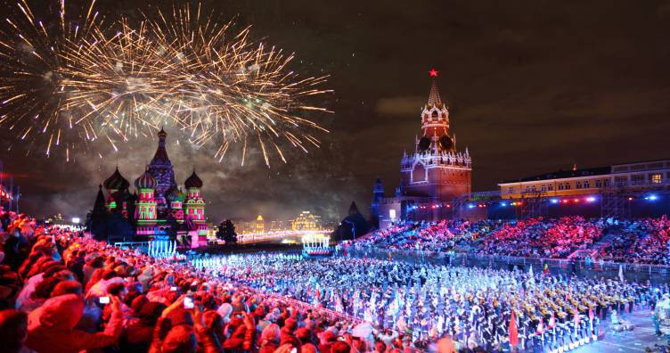 Events in Moscow