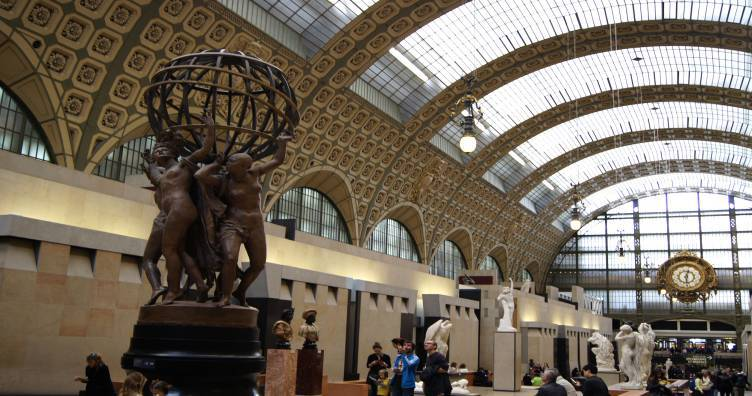 Get in cheaper into the Musée d'Orsay