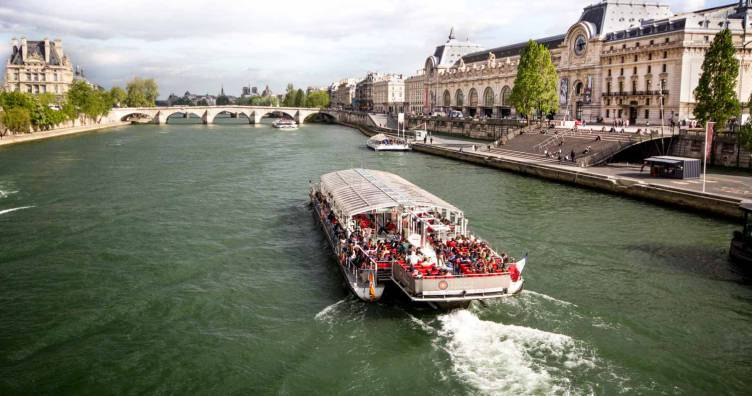 Paris in One Day tour