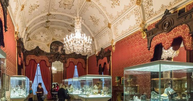 St Petersburg Imperial Splendors and Faberge Museum