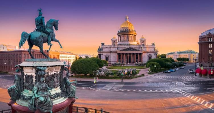 St Petersburg Small Group Two-Day Tour